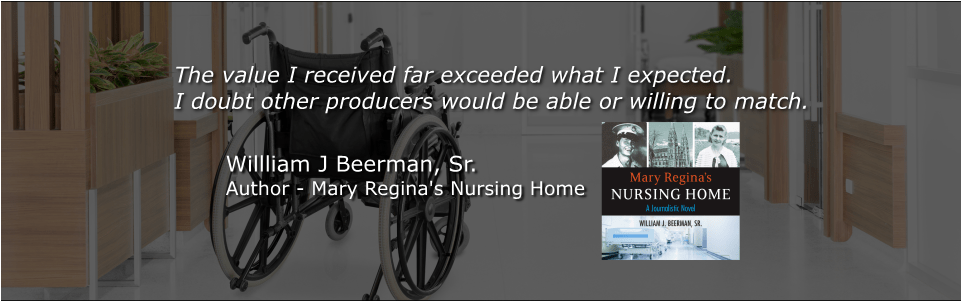 Mary Regina's Nursing Home by William Beerman